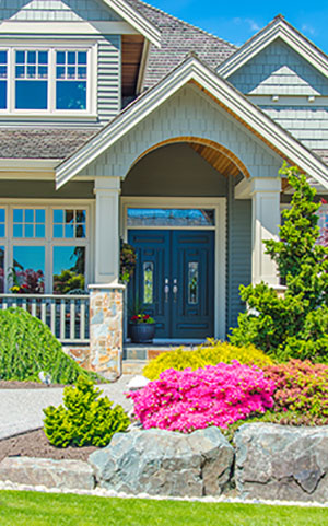 nice house image for custom rate quote